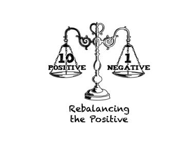 Rebalancing the positive