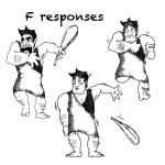 F responses 2