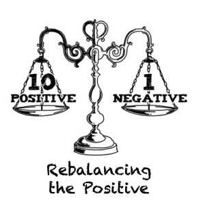Rebalancing the positive 2