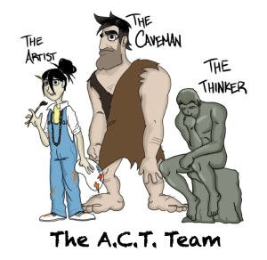 The ACT team 2