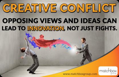 Meme #13 Creative Conflict