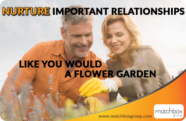 Meme #15 Nurture Important Relationships