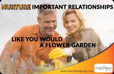 Meme #15 Nurture Important Relationships